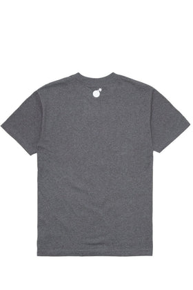 The Hundreds Forever Bar T-Shirt Forest Charcoal Heather Back