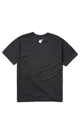 The Hundreds Forever Bar T-Shirt Black Back