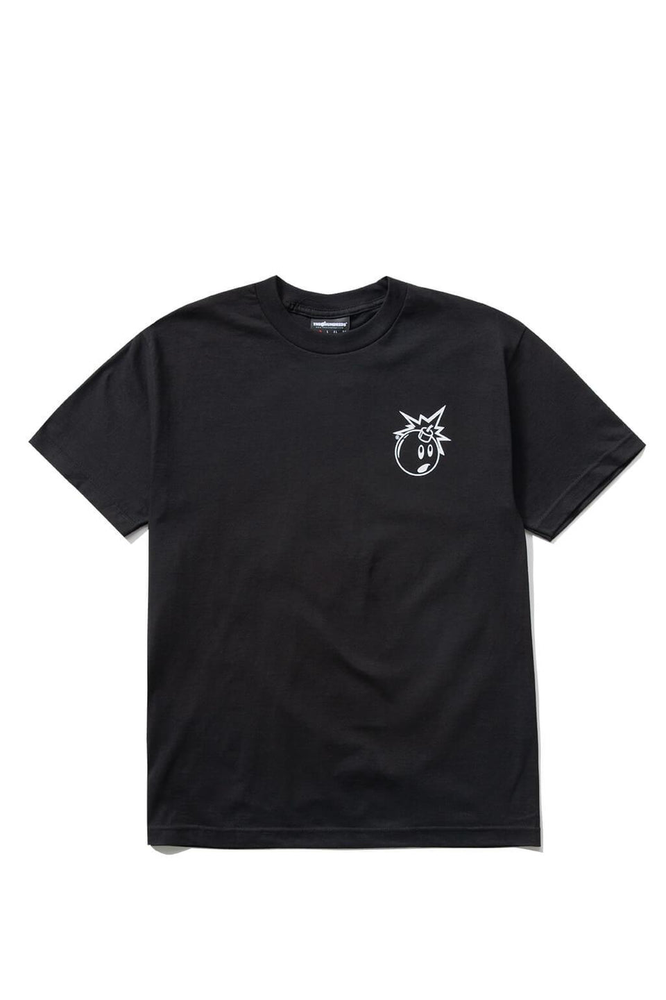 Forever Simple Adam T-Shirt Black Front