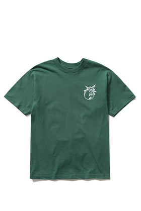 Forever Simple Adam T-Shirt Forest Green Front