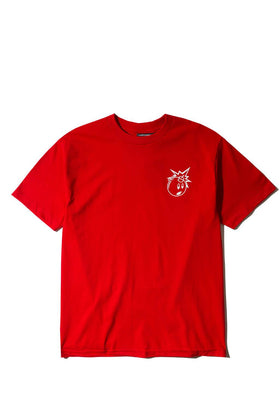 Forever Simple Adam T-Shirt Red Front