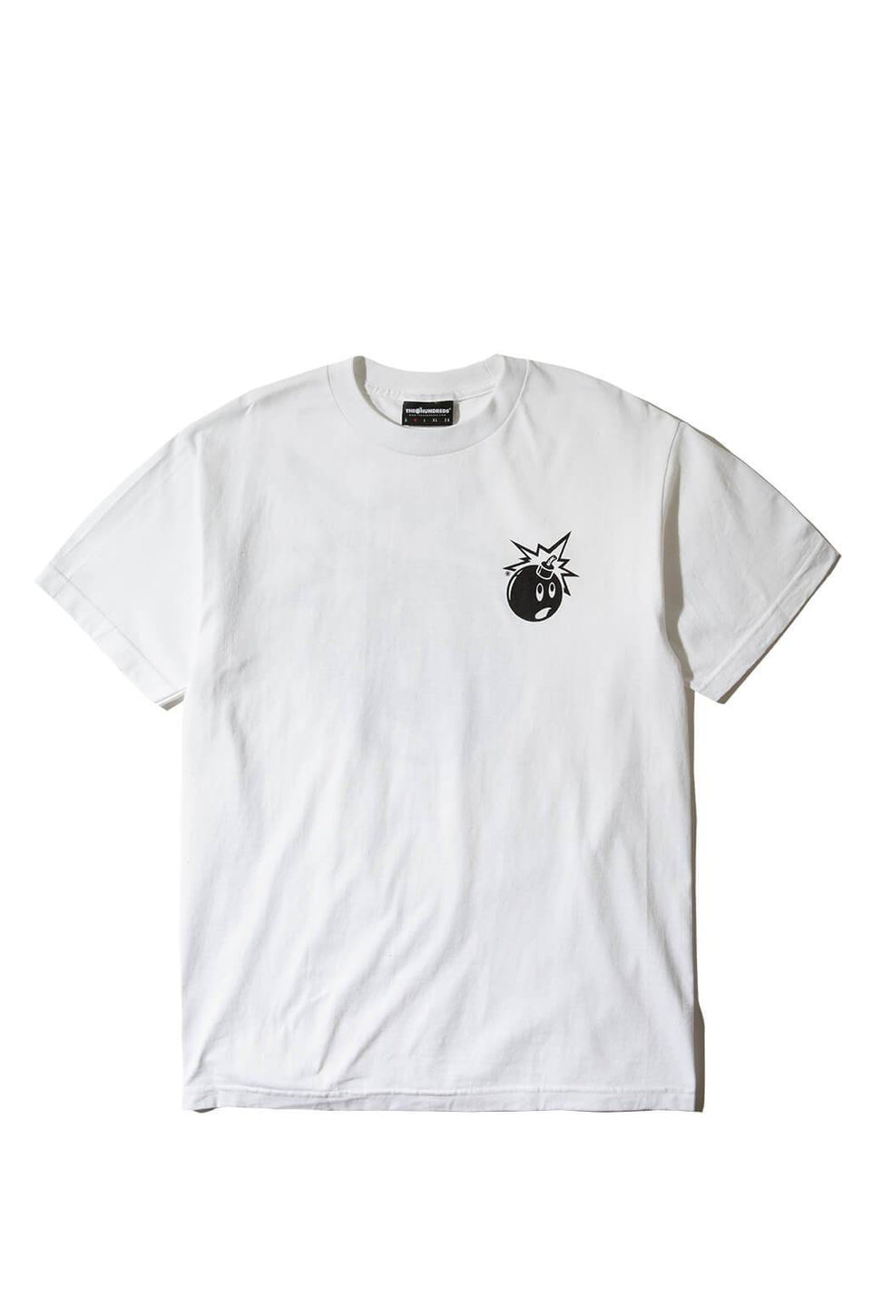 Forever Simple Adam T-Shirt White Front