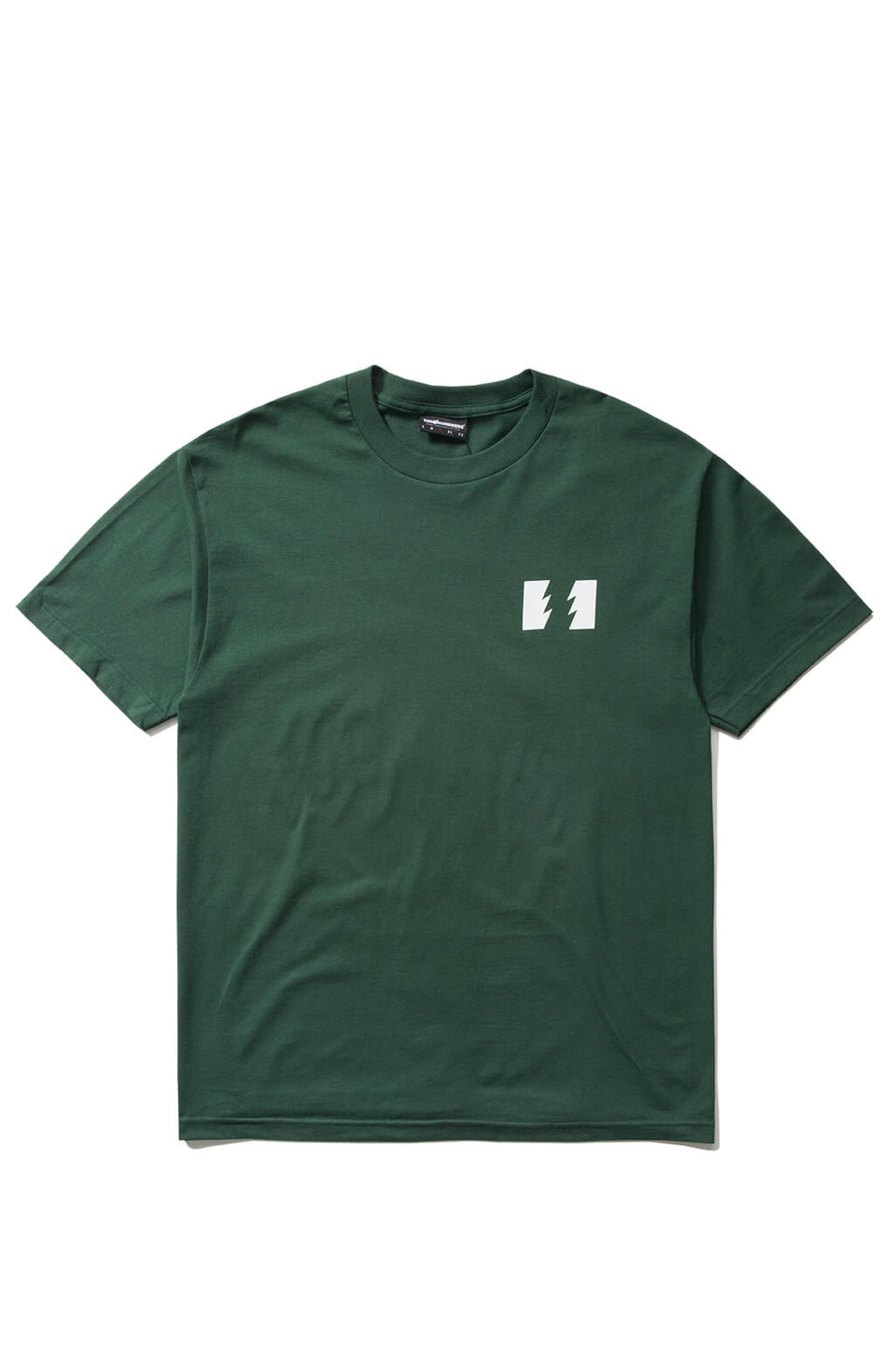The Hundreds Forever Wildfire T-Shirt - Forest Green