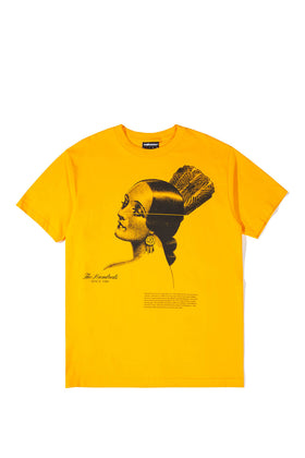 The Hundreds Primavera T-Shirt Gold