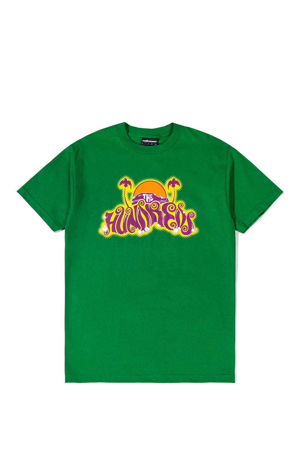 The Hundreds Rent T-Shirt Kelly Green