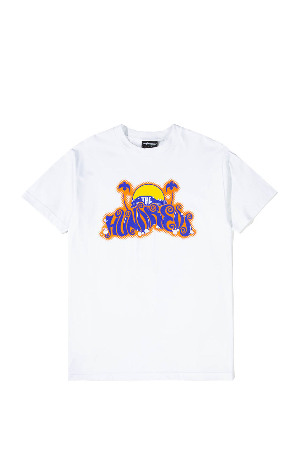 The Hundreds Rent T-Shirt White