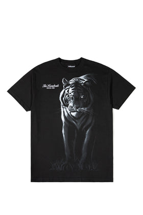 The Hundreds Shadows T-Shirt Black