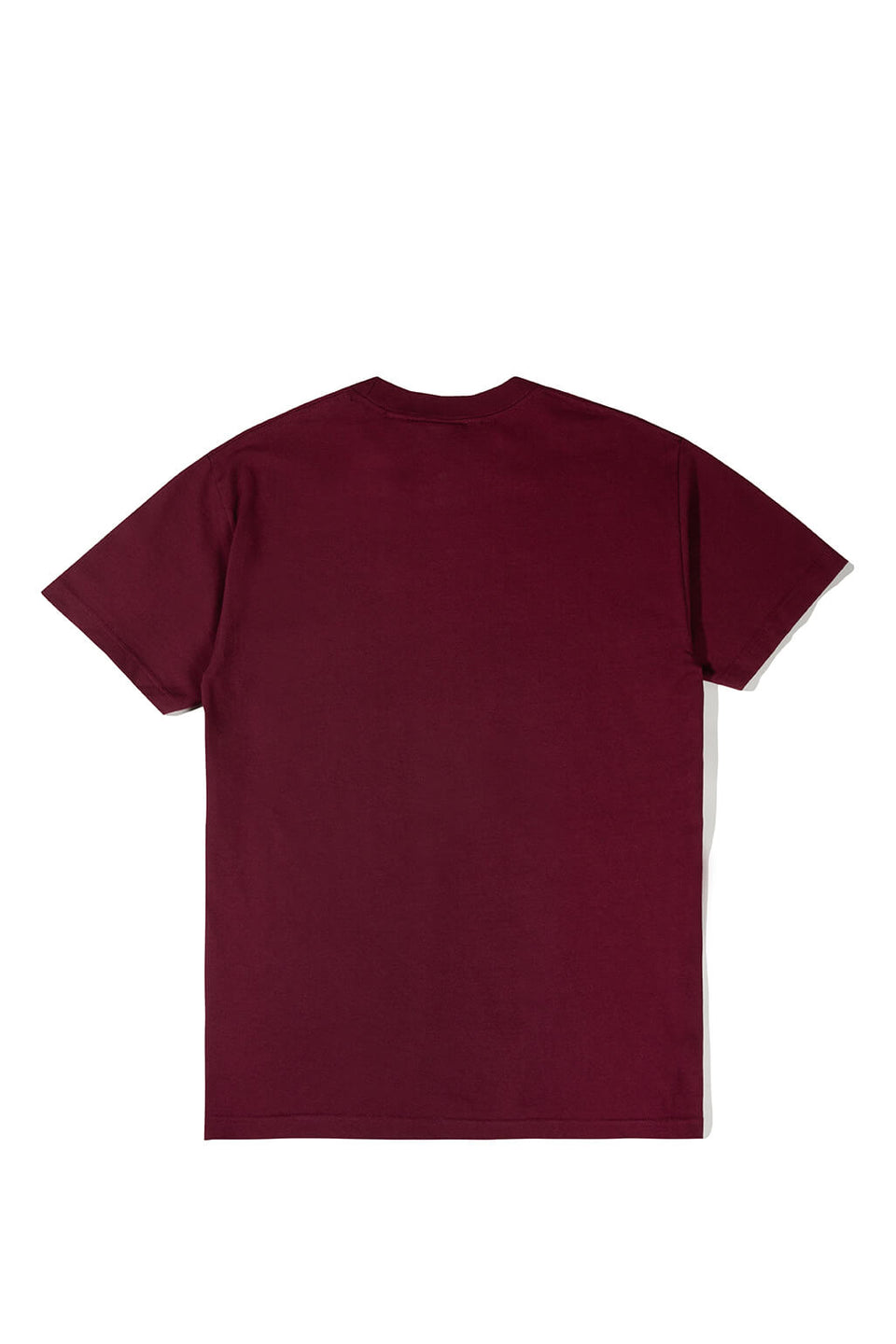 The Hundreds Shadows T-Shirt Burgundy