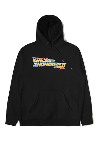 Title Pullover Hoodie
