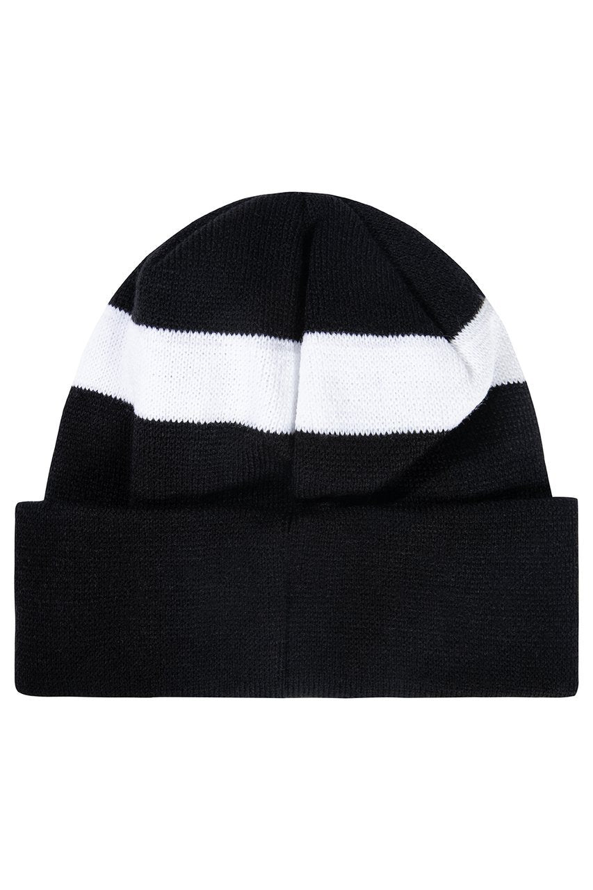 The Hundreds Turner Beanie HEADWEAR Black