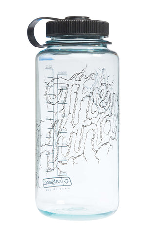 Slant Crack Nalgene Water Bottle