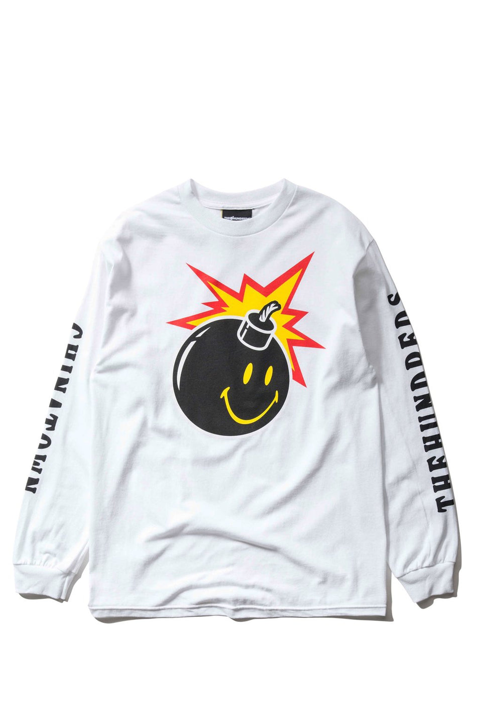 Smiley Adam L/S Shirt