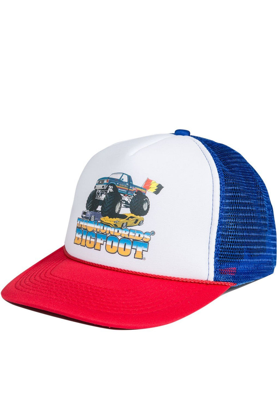 Power Trucker Snapback-HEADWEAR-The Hundreds UK
