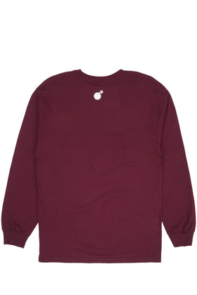 Forever Slant L/S Shirt-TOPS-The Hundreds UK