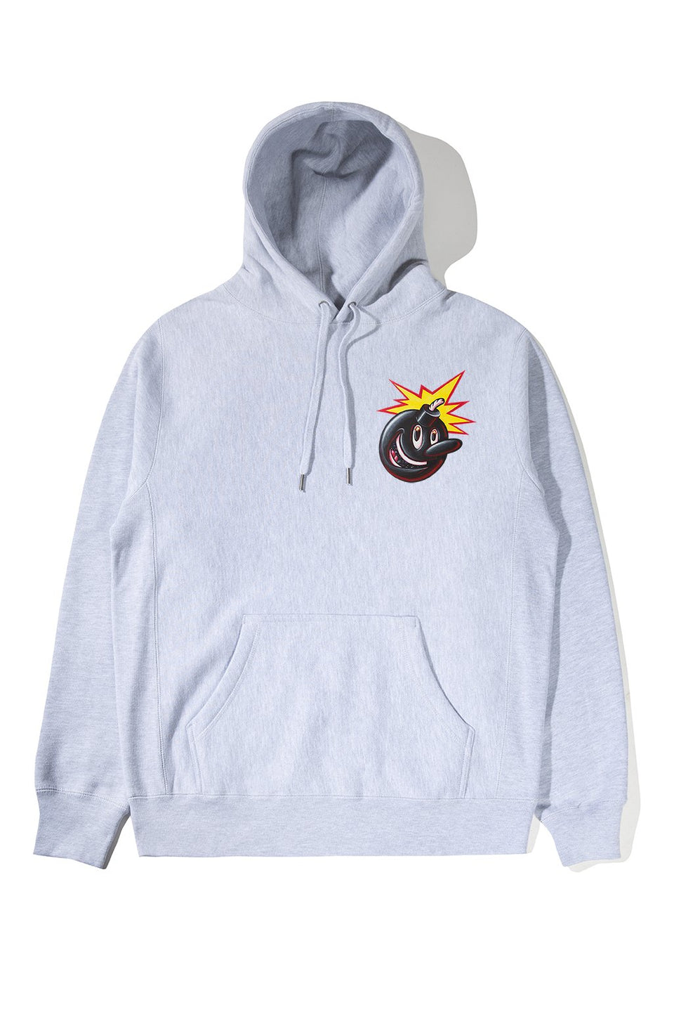 The Hundreds Adam Kenny Pullover Hoodie Grey Heather