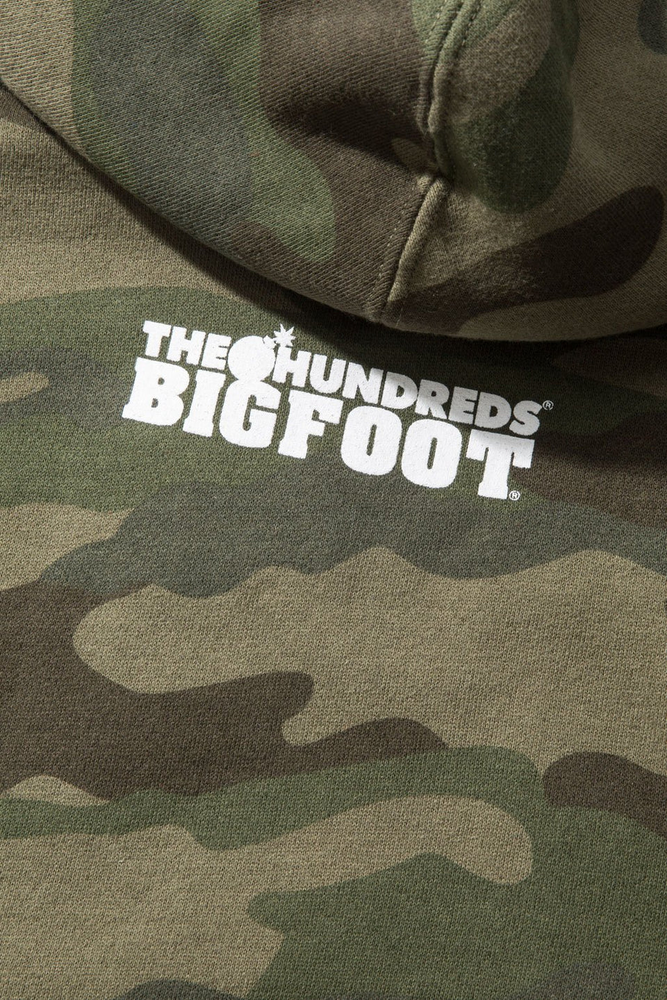Noise Pullover Hoodie-TOPS-The Hundreds UK
