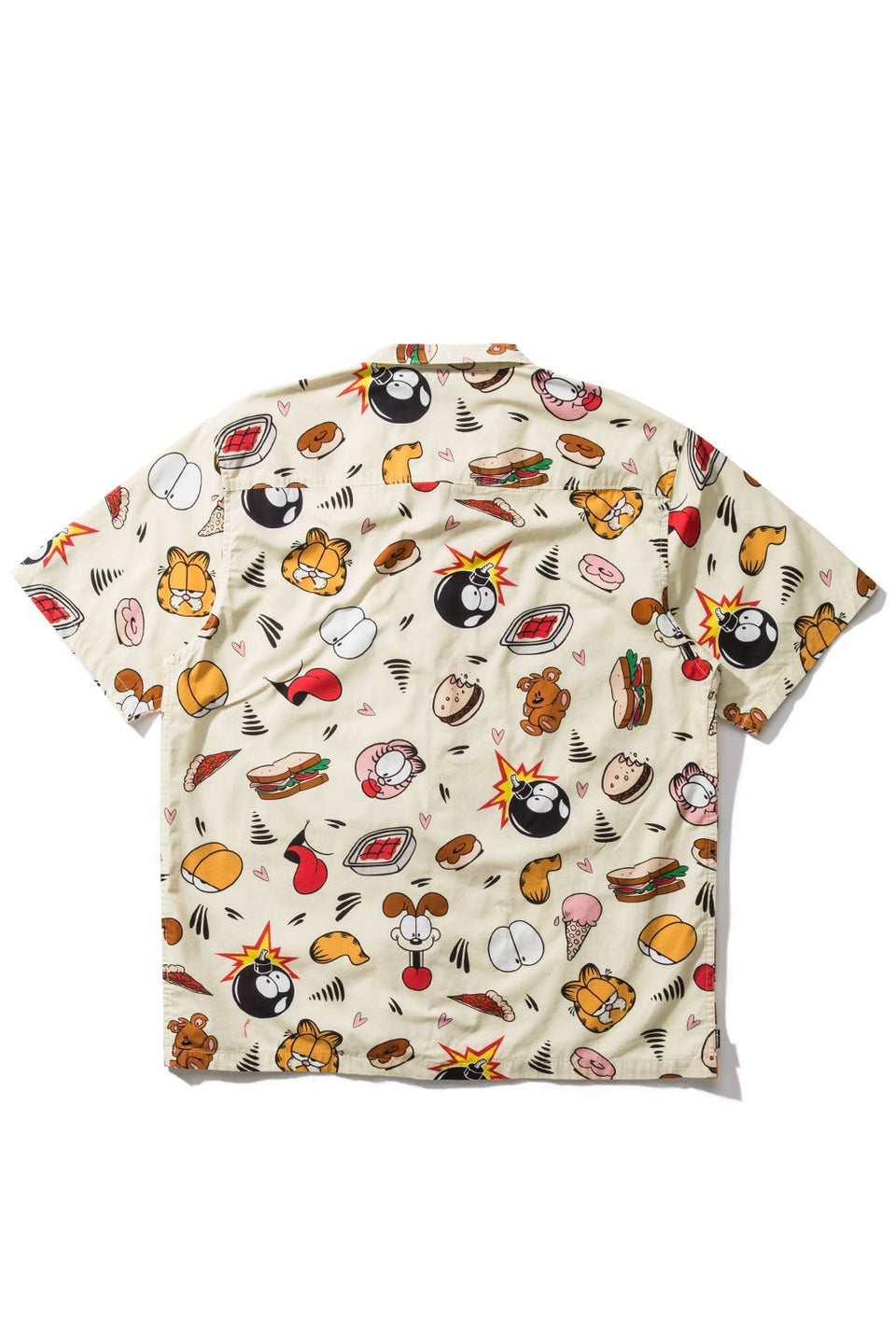 Garfield Pajama Set-TOPS-The Hundreds UK