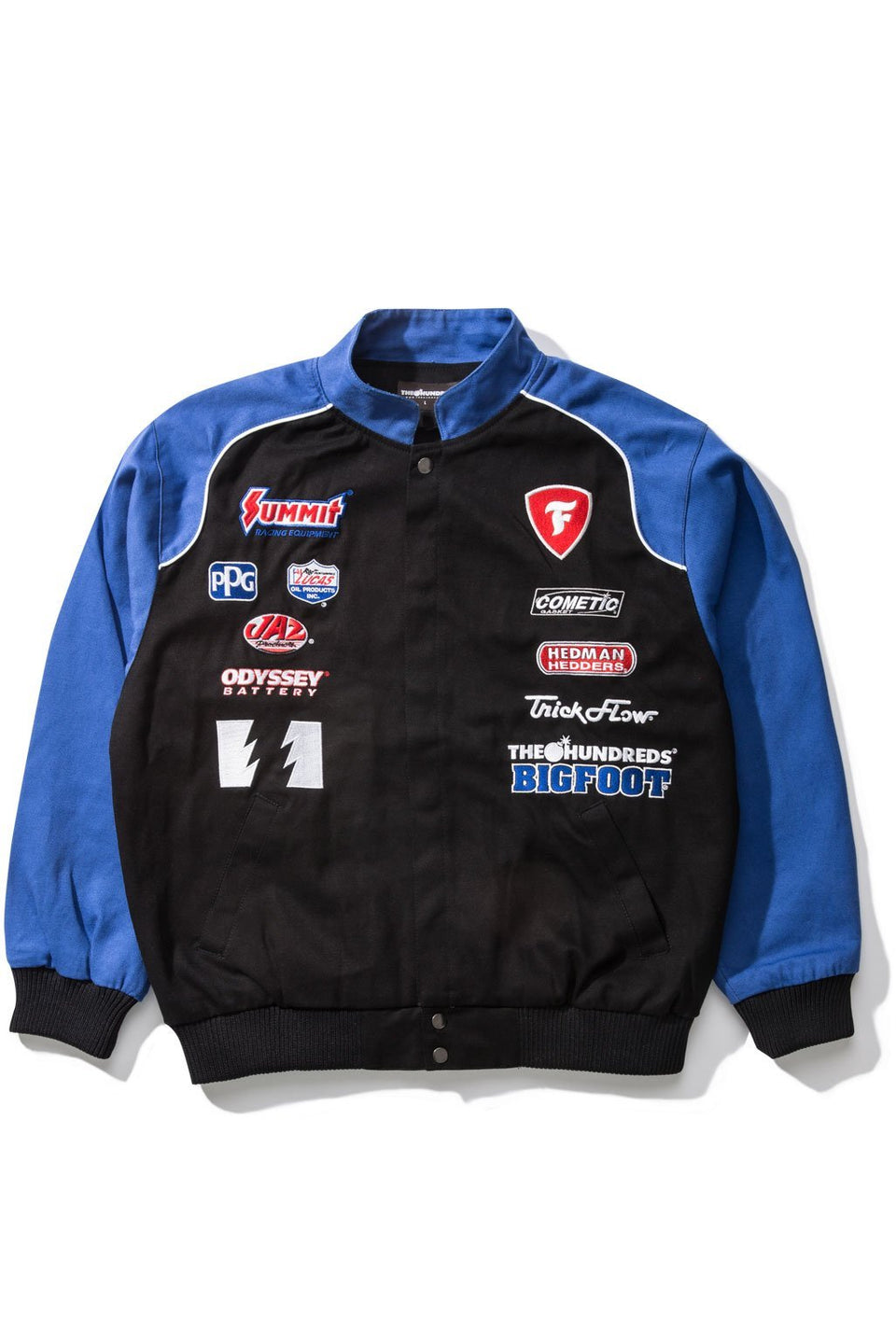 Pit Crew Jacket-TOPS-The Hundreds UK