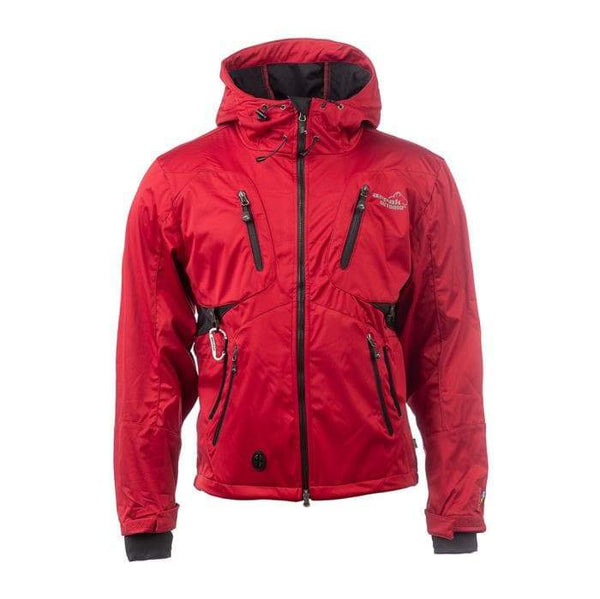 AKKA Softshell Jacket  (Red) - Arrak USA - Active Lifestyle Clothing