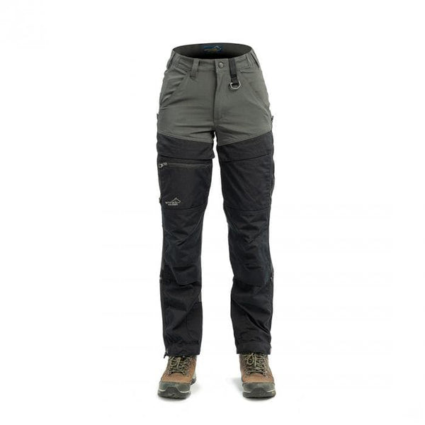 Hybrid Lady's Pants (Anthracite) - Arrak USA - Active Lifestyle Clothing