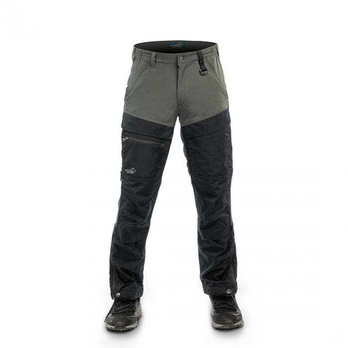 Hybrid Men's Pants (Anthracite) - Arrak USA - Active Lifestyle Clothing