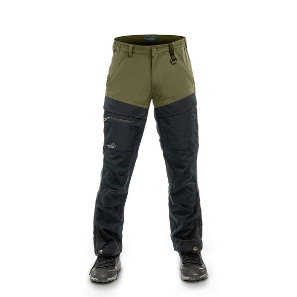 Hybrid Men's Pants (Olive) - Arrak USA - Active Lifestyle Clothing