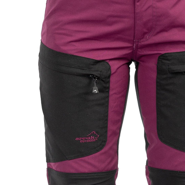 NEW Active Stretch Pants Lady Black (Regular)