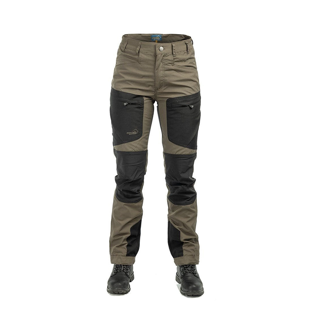 NEW Active Stretch Pants Lady Brown (Long)