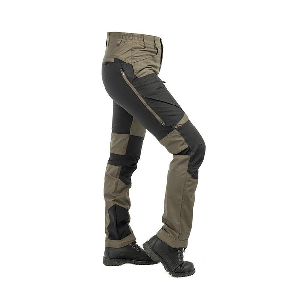 NEW Active Stretch Pants Lady Brown (Short)