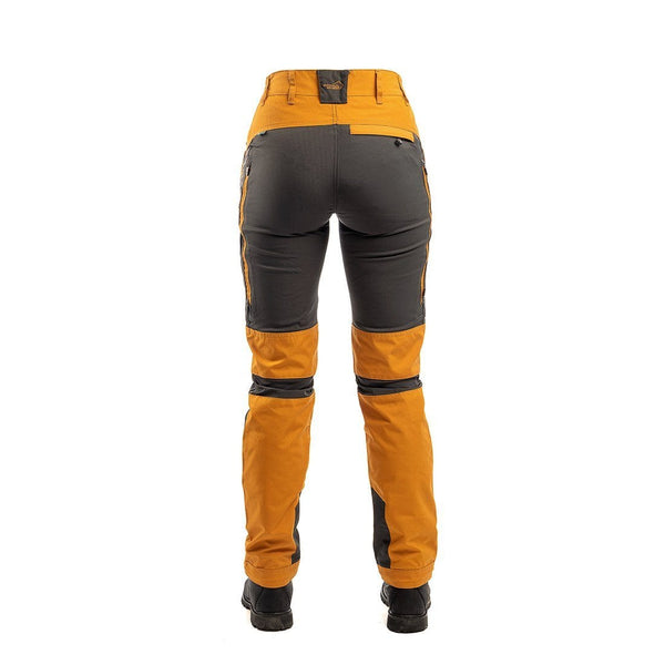 NEW Active Stretch Pants Lady Orange (Long)