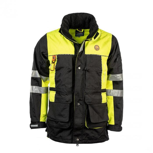 Original  Winter Jacket  Men  (Hi-Vis Yellow) - Arrak USA - Active Lifestyle Clothing