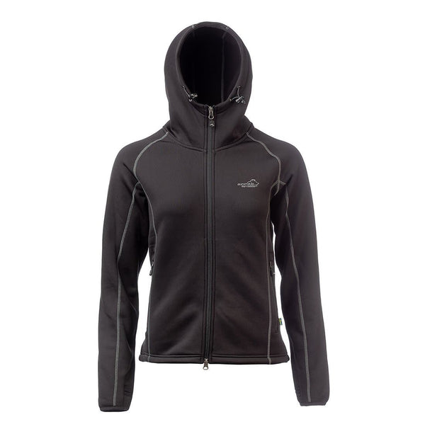 Power Fleece Lady Black - Arrak USA - Active Lifestyle Clothing