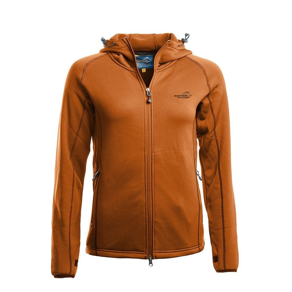 Power Fleece Lady Burnt Orange