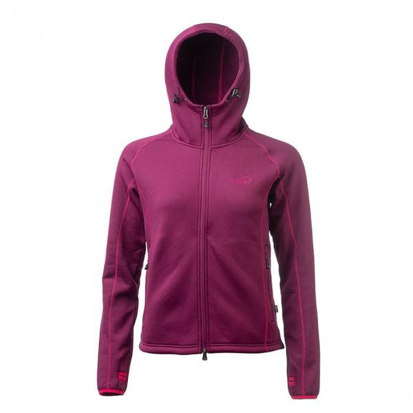 Power Fleece Lady Fuchsia - Arrak USA - Active Lifestyle Clothing