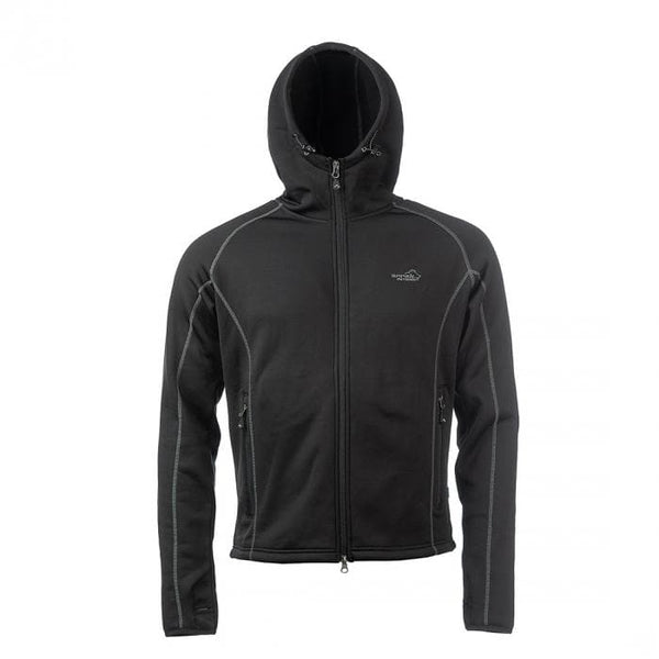 Power Fleece Men Black - Arrak USA - Active Lifestyle Clothing