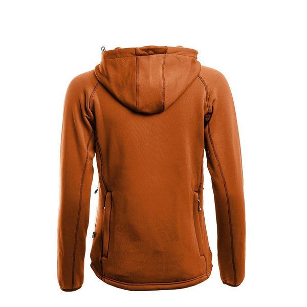 Power Fleece Unisex Burnt Orange