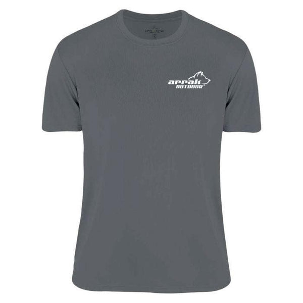 Pro 99 Women's Top (Gray) - Arrak USA - Active Lifestyle Clothing