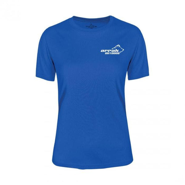 Pro 99 Women's Top (Royal Blue) - Arrak USA - Active Lifestyle Clothing