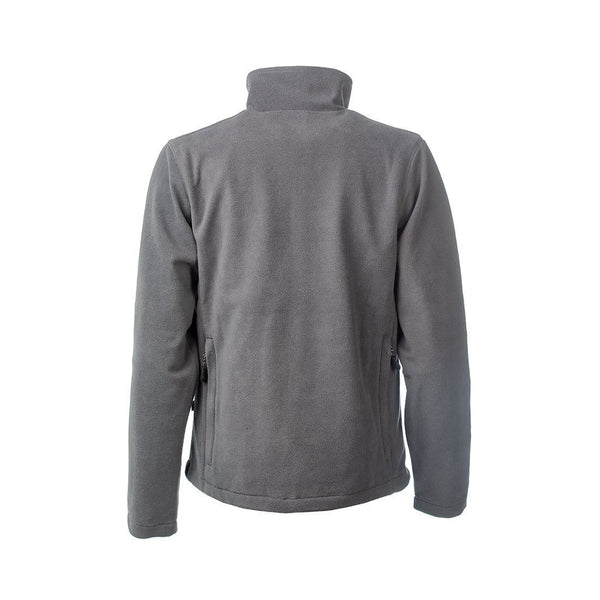 Stormy Fleece Lady's Jacket (Gray) - Arrak USA - Active Lifestyle Clothing