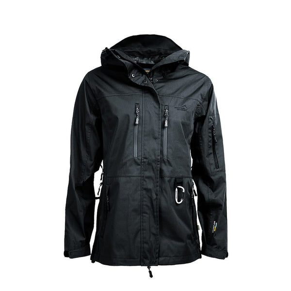 Summit Jacket Lady (Black) - Arrak USA - Active Lifestyle Clothing