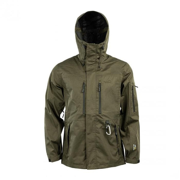 Summit Jacket Men (Olive) - Arrak USA - Active Lifestyle Clothing