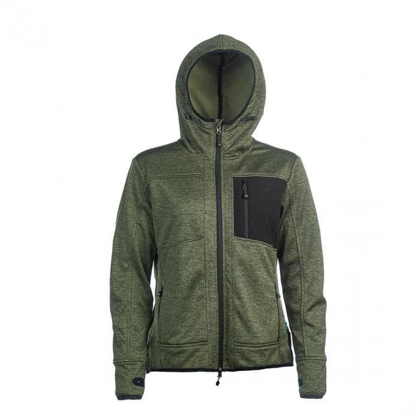 Wildlife Hood Jacket Lady - Arrak USA - Active Lifestyle Clothing