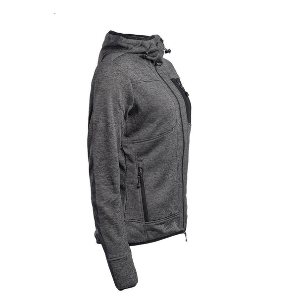 Wildlife Hood Jacket Lady (Anthracite)