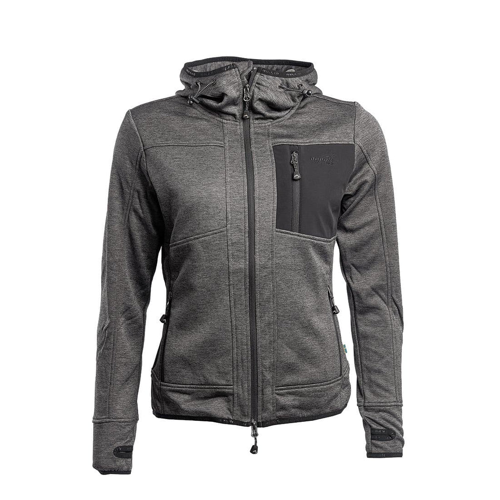 Wildlife Hood Jacket Lady (Gray)