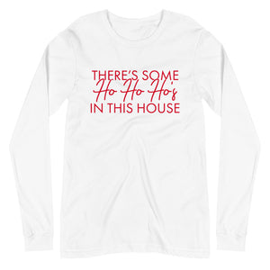 HO HO HO's | Long Sleeve Tee