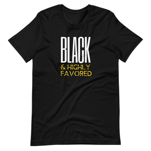 BLACK & FAVORED