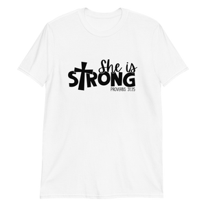 SHE IS STRONG | Tee of the Month