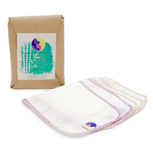Reusable Bamboo Nappy Liners