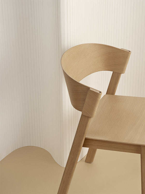 Introducing the Cover Side Chair - by Thomas Bentzen for Muuto