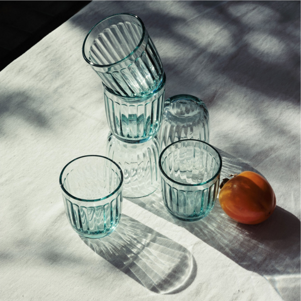 Recycled Glass collection from Iittala